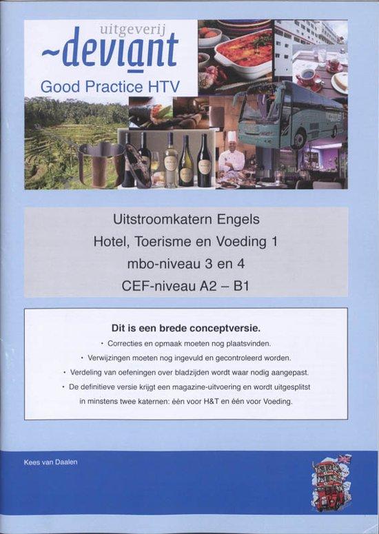 Bolcom Good Practice Uitstroomkatern Engels Toerisme