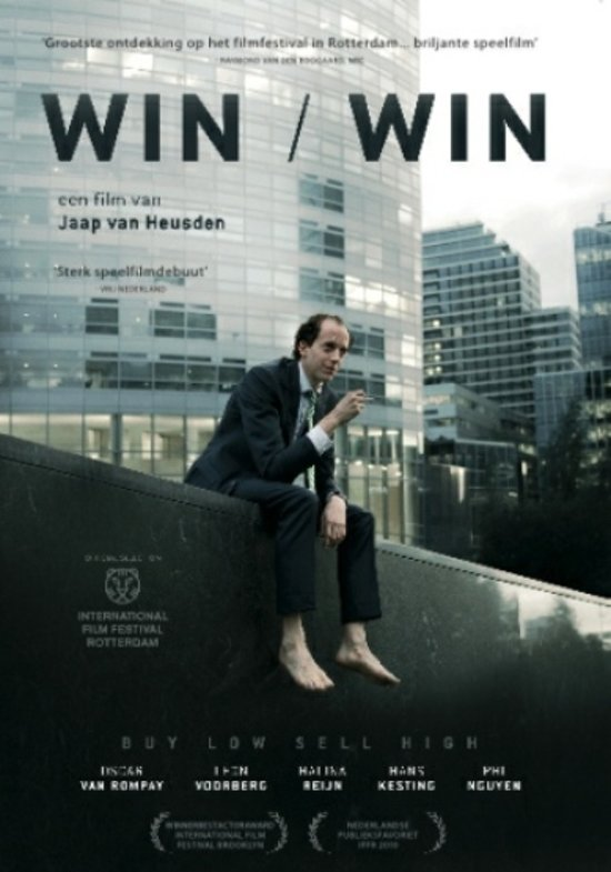 Cover van de film 'Win/Win'