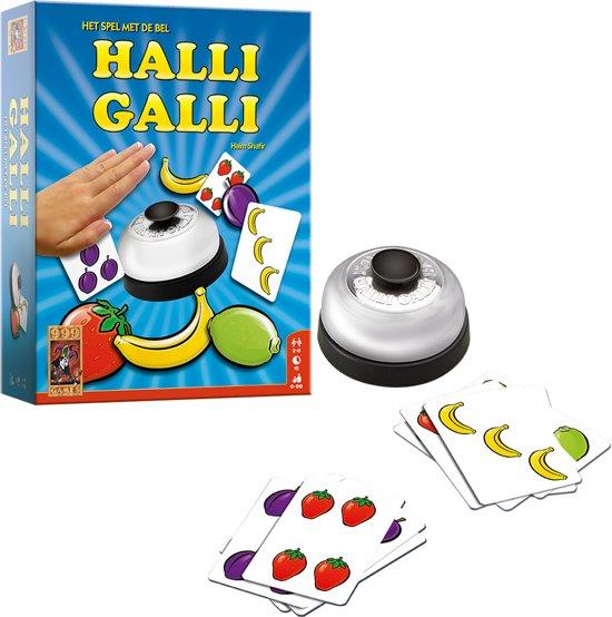 Thumbnail van een extra afbeelding van het spel Halli Galli - Kaartspel