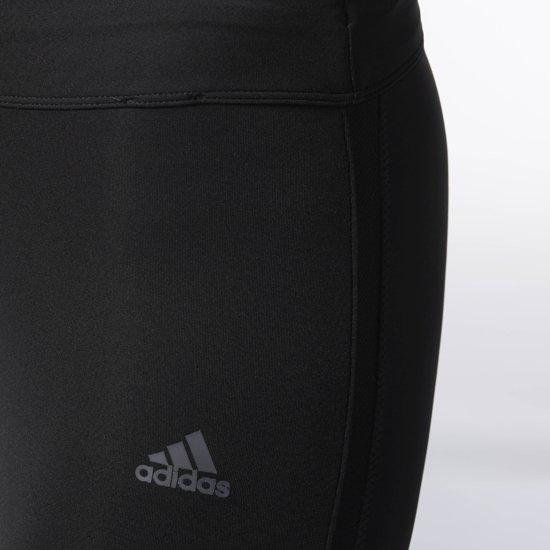Tight DamesZwart Long Hardlooplegging Adidas Response PkuZiOXT
