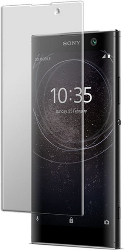 Roxfit Clear Tempered Glass Protector voor Sony Xperia L2