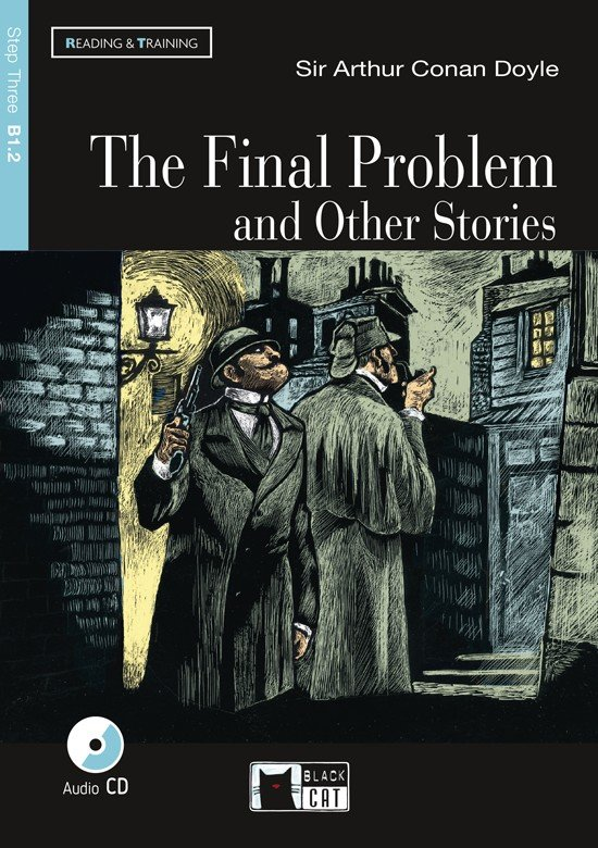 Reading & training B1.2: The final problem and other stories Book + cd audio