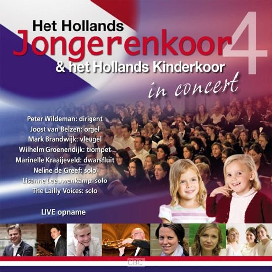 Hollands jongerenkoor, Hollands jongerenkoor in concert 4