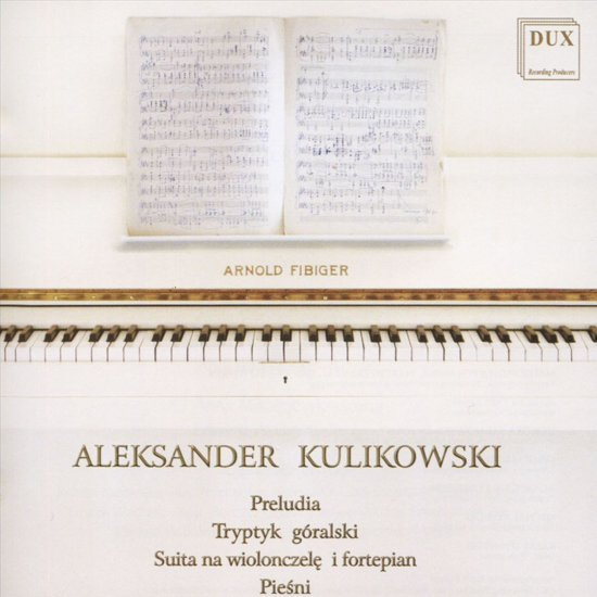Kulikowski: Instrumental Works & S