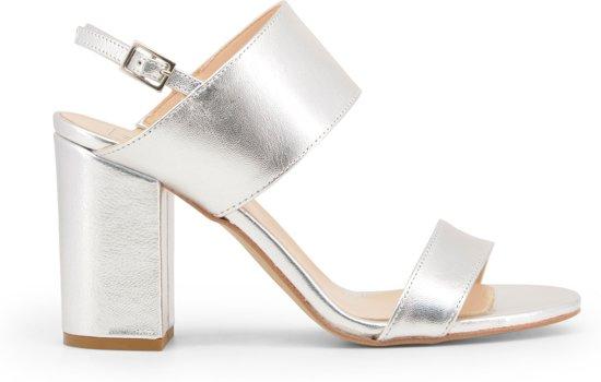 Made In Italia - Sandalen Vrouw Favola-nappa Silver