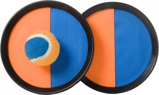 Angel Sports Catch Ball Set Oranje/blauw