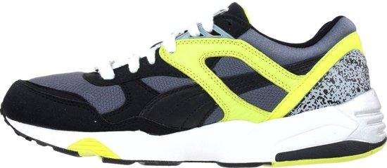 Heren Sneakers R698 Maat Trinomic Zwartgeelgrijs 46 Puma 7Ff6TOW