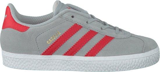 d2ca93e434f bol.com | Adidas Jongens Sneakers Gazelle Kids - Grijs - Maat 27