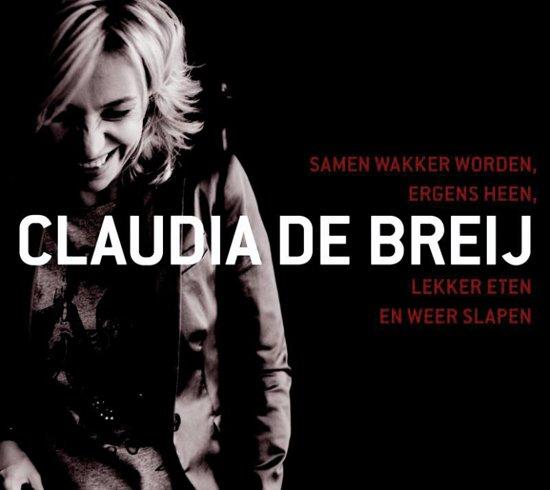 Iets Nieuws bol.com | Claudia de Breij - Samen Wakker Worden, Ergens Heen @CR64