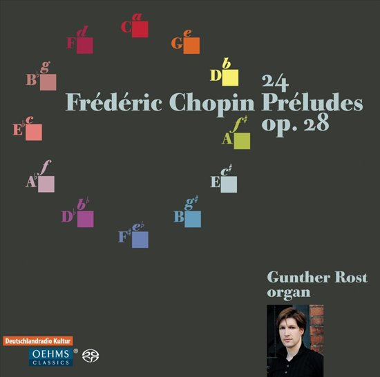 Chopin: 24 Preludes