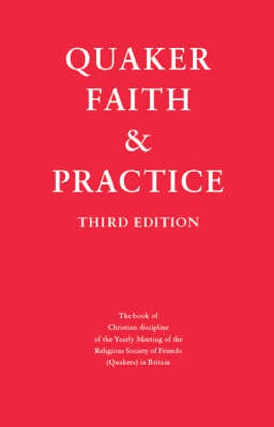 Quaker Faith and Practice