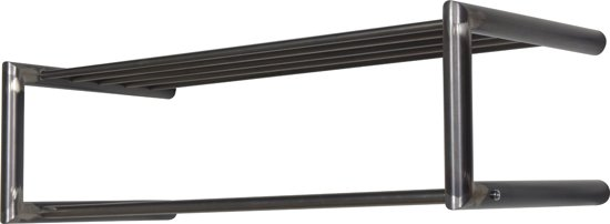 Spinder Design Smooth Kapstok - Blacksmith
