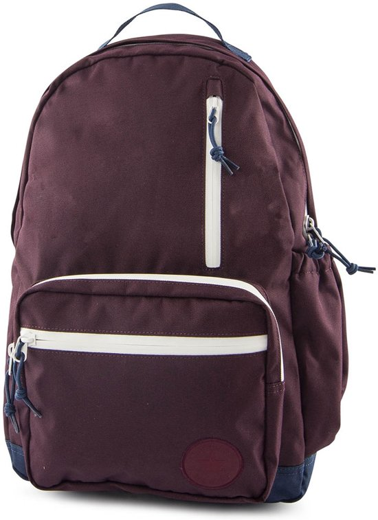 Backpack Go BurgundyNavy Dark Converse NOw80ymvn