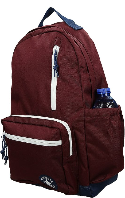 Dark BurgundyNavy Converse Backpack Converse Go Go Backpack 5R4qc3AjL