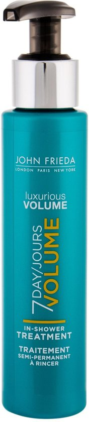 John Frieda Volume Luxurious 7 Day Treatment - 100 ml - Treatment