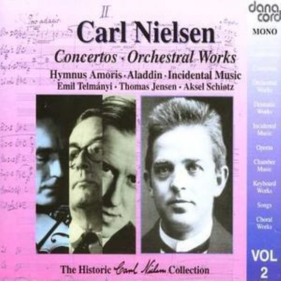 Nielsen: Concertos - Orchestral Works
