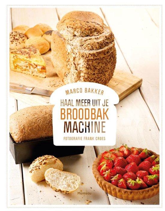 brood uit broodbakmachine halen
