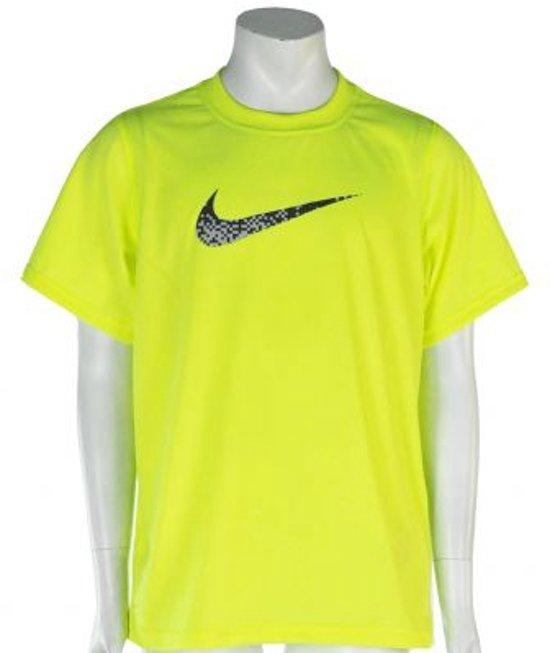 10b4c296576 Nike Legend Swoosh GFC Short Sleeve Top Youth - Sportshirt - Kinderen -  Maat 140 -