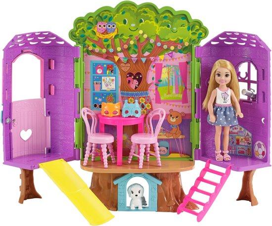 Barbie Chelsea Boomhuis