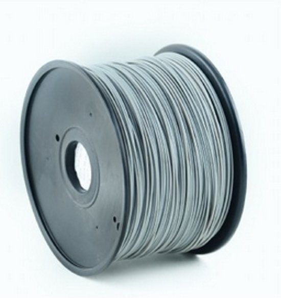 Gembird3 3DP-ABS1.75-01-GR - Filament ABS, 1.75 mm, grijs