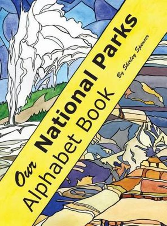 Our National Parks Alphabet Book