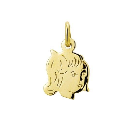 The Jewelry Collection Bedel Meisje - Geelgoud