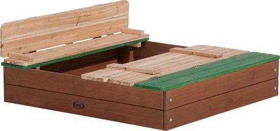 axi houten zandbak ella 94 x 99 cm. Black Bedroom Furniture Sets. Home Design Ideas
