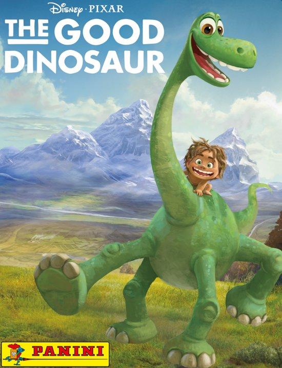 Afbeelding van het spel Panini sticker blister The Good Dinosaur 10 stuks