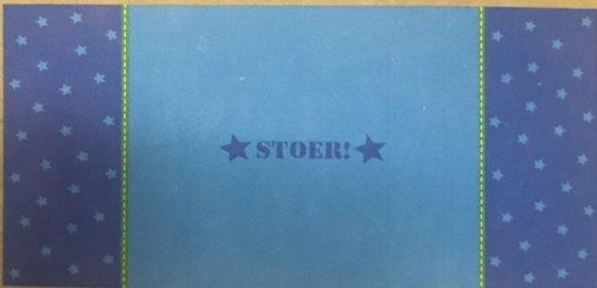 Lief! Stoer Strandlaken blauw