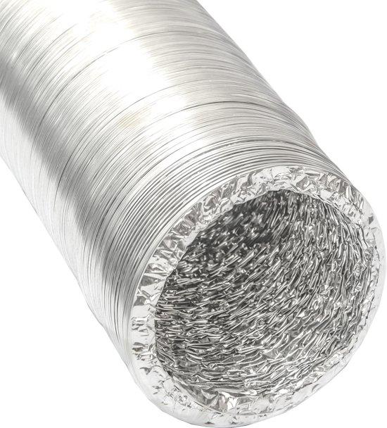 Aluflex slang 10m met 150mm ø
