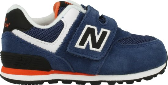 new balance blauw kind