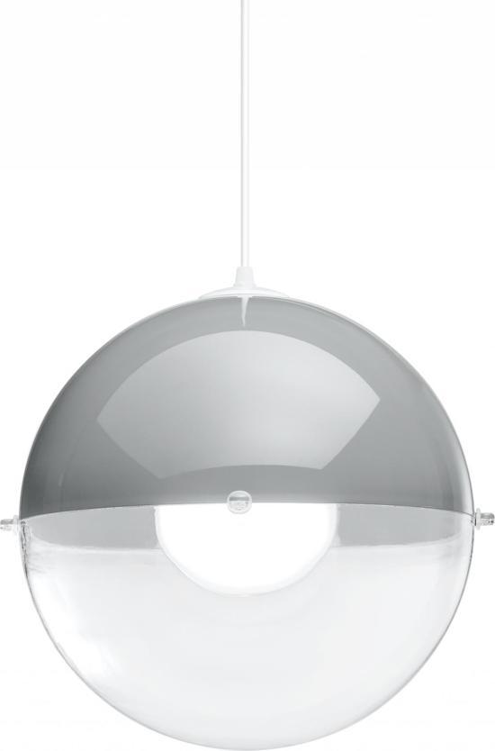 Koziol Hanglamp Orion.Bol Com Hanglamp Orion Grijs Transparant Koziol