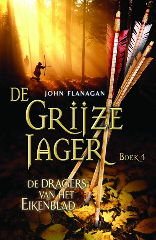De Grijze Jager 4 - De dragers van het Eikenblad