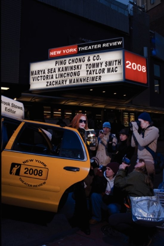 New York Theater Review 2008