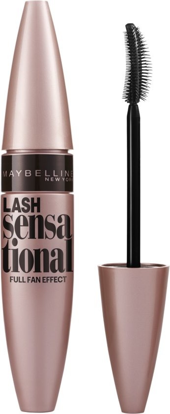 Maybelline Lash Sensational Mascara - Zwart