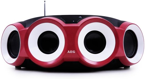 AEG Sound Box SR 4364 BT