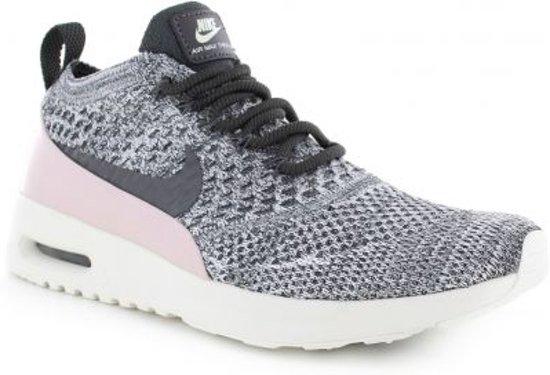 Nike Air Max Thea Sneakers Dames grijsroze Maat 40