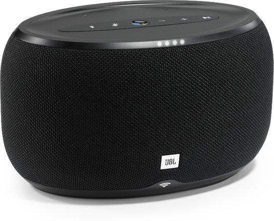 JBL Link 300 - Draadloze WiFi- & Bluetooth speaker - Zwart