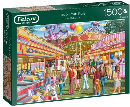 Jumbo Legpuzzel Falcon Fun At The Fair 1500 Stukjes