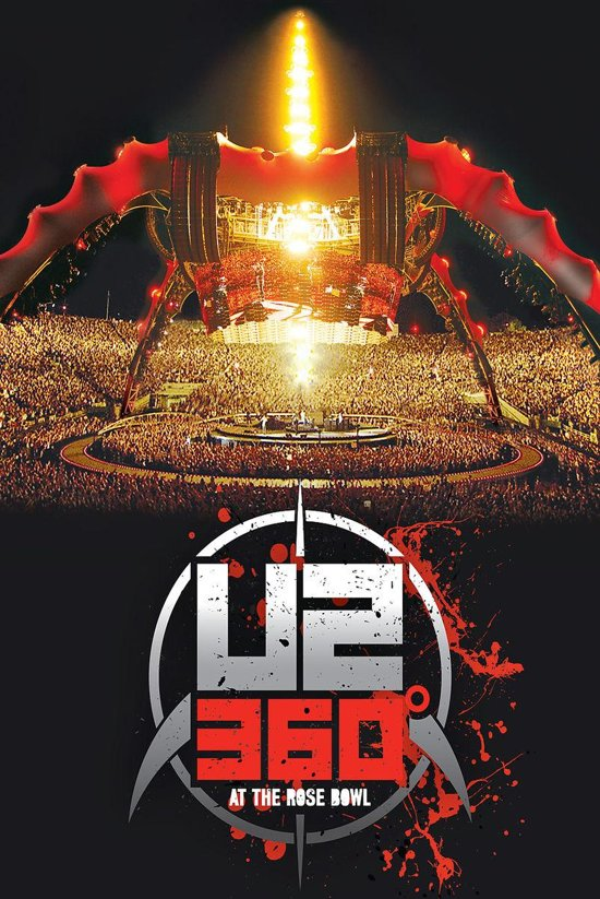 Cover van de film '360 - At The Rose Bowl'