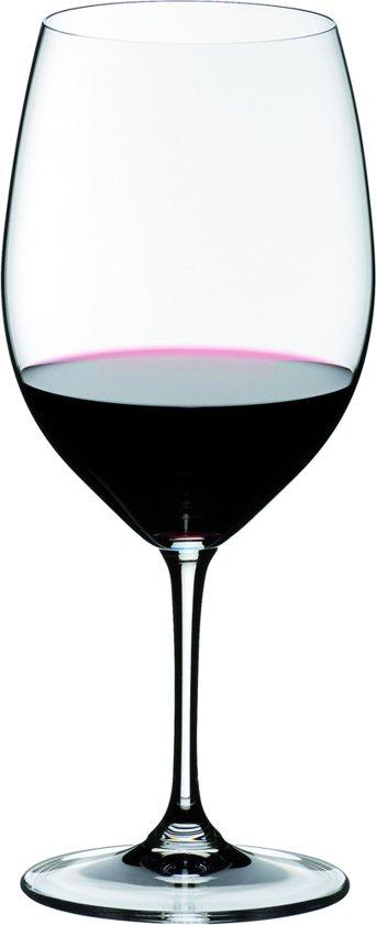 Riedel Vinum Bordeaux Wijnglas - 0.61 l - 2 stuks