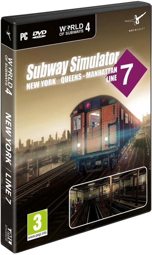 World of Subways, Vol. 4 (New York Line 7 from Queens to Manhattan) - Windows