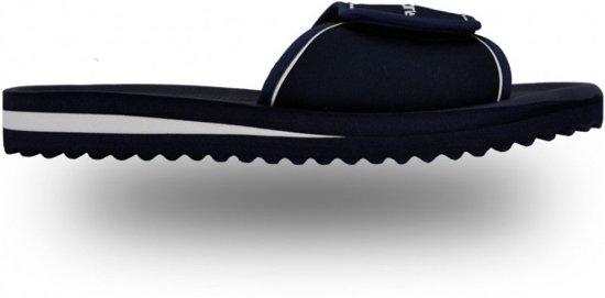 Rucanor Bad - Slippers - Unisex - Maat 39 - Navy/Wit