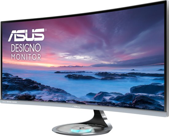 Asus Designo MX34VQ - UltraWide IPS Monitor