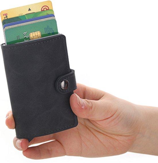 e43280cf78d Pasjeshouder / Creditcardhouder uitschuifbaar - Portemonnee - Cardprotector
