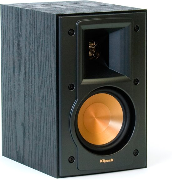 klipsch rb 41 ii boekenplank luidsprekers 2. Black Bedroom Furniture Sets. Home Design Ideas