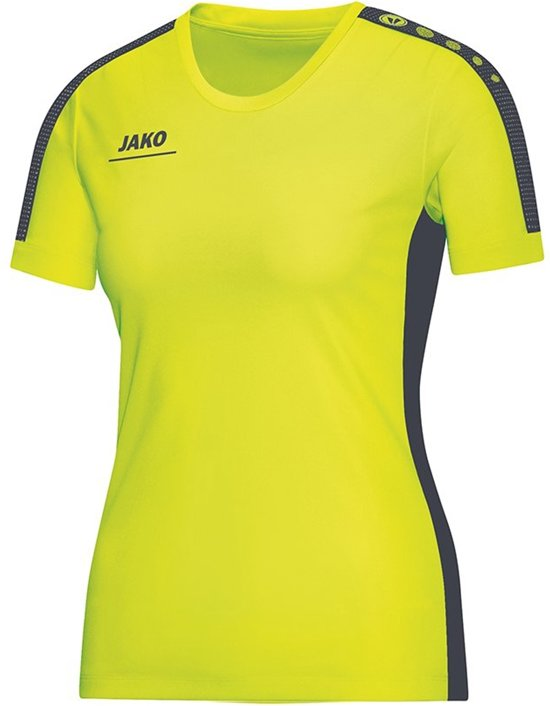 Jako Striker Indoor Shirt Dames - Shirts  - groen licht - 38