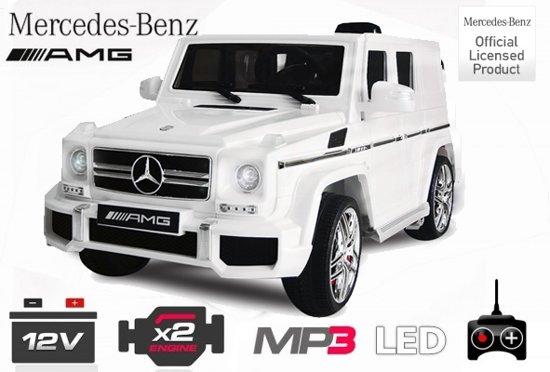 Wonderlijk bol.com | Mercedes G63 AMG | Elektrische kinderauto 12V CS-81