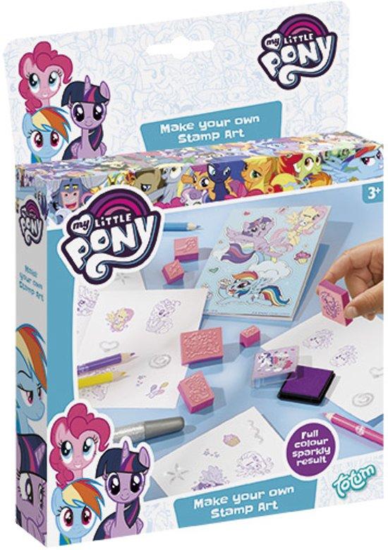 My Little Pony Stempel set