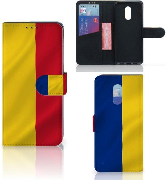 Bookstyle Case OnePlus 7 Roemenië
